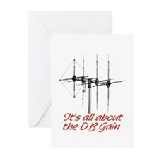 D.B Gain Greeting Cards (Pk of 10)
