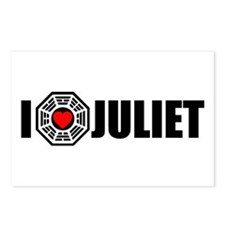I Love Juliet - Dharma Postcards (Package of 8)
