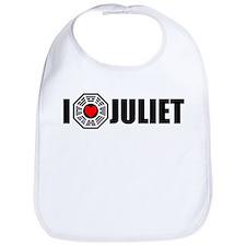 I Love Juliet - Dharma Bib