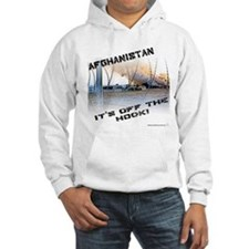 Afghanistan is Off the Hook Hoodie