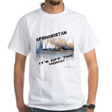 Afghanistan is Off the Hook Shirt