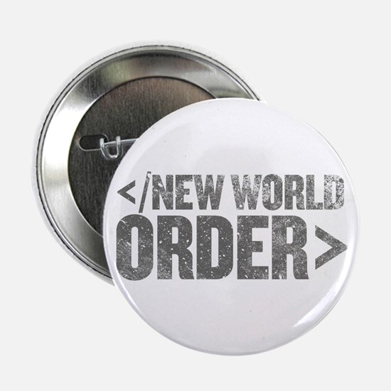 "New World Order End Tag 2.25"" Button"