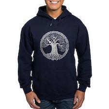 Celtic Wisdom Tree I.V. Hoody