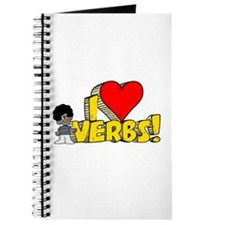 I Heart Verbs - Schoolhouse Rock! Journal