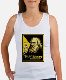 V is For Voluntary Women's Tank Top