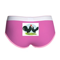 Black Dutch Bantams Women's Boy Brief