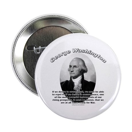 "George Washington 01 2.25"" Button (10 pack)"