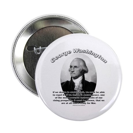 George Washington 01 Button