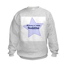 Mommy's Little Buddha Sweatshirt