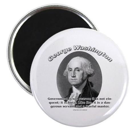 "George Washington 02 2.25"" Magnet (100 pack)"