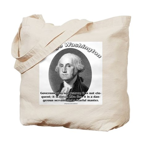 George Washington 02 Tote Bag