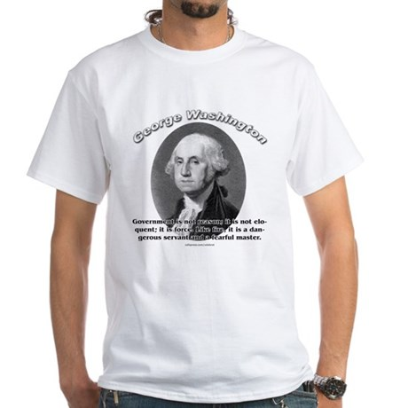 George Washington 02 White T-Shirt