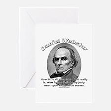 Daniel Webster 02 Greeting Cards (Pk of 10)