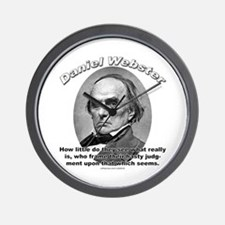 Daniel Webster 02 Wall Clock