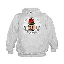 Rosa nel Pugno Hoodie