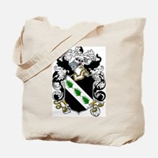 Hollingsworth Coat of Arms Tote Bag