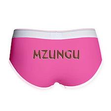 Mzungu - Women's Boy Brief