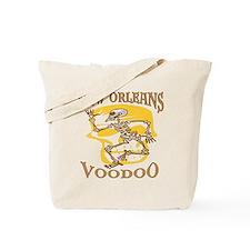 New Orleans Voodoo Tote Bag
