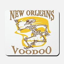 New Orleans Voodoo Mousepad