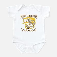 New Orleans Voodoo Infant Bodysuit