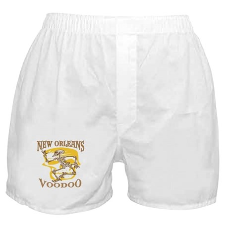 New Orleans Voodoo Boxer Shorts