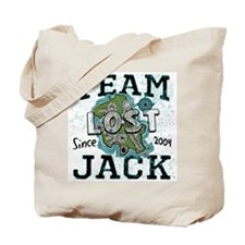 Team Jack Tote Bag