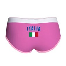 Italian Flag Women's Boy Brief