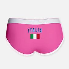 Italian Flag Women's Boy Brief