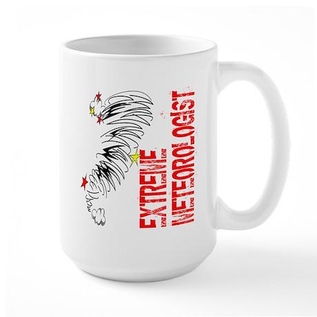 Extreme Meteorologist Large Mug