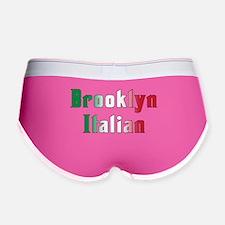 Brooklyn New York Italian Women's Boy Brief