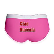 Ciao Baccala Women's Boy Brief
