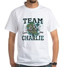 Team Charlie White T-Shirt