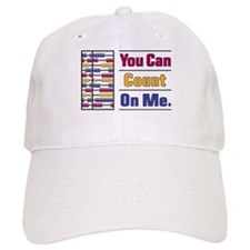 Count on Me Baseball Cap
