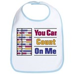 Count on Me Bib