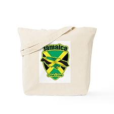 Rasta Designs Tote Bag
