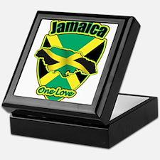 Rasta Designs Keepsake Box