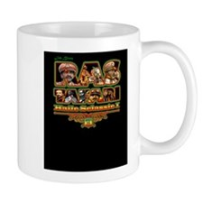 Cute Rastafari Mug