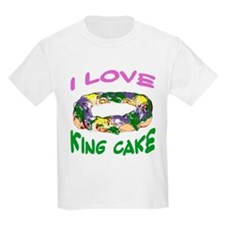 I LOVE KING CAKE T-Shirt