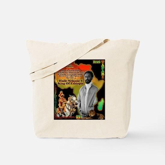 Unique Rastafari Tote Bag