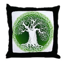 Wisdom Tree Throw Pillow