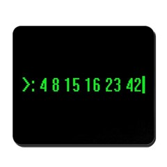 Numbers Mousepad