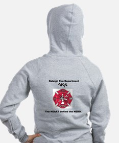 Raleigh Fire Department Zip Hoodie