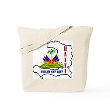 Unique Haiti Tote Bag