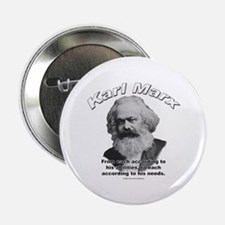 Karl Marx 02 Button