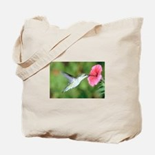 Unique Hummingbird Tote Bag