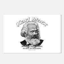 Karl Marx 01 Postcards (Package of 8)