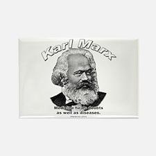 Karl Marx 01 Rectangle Magnet