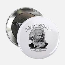 Karl Marx 01 Button
