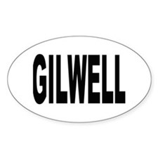 gilwell REallyBIG Bumper Stickers