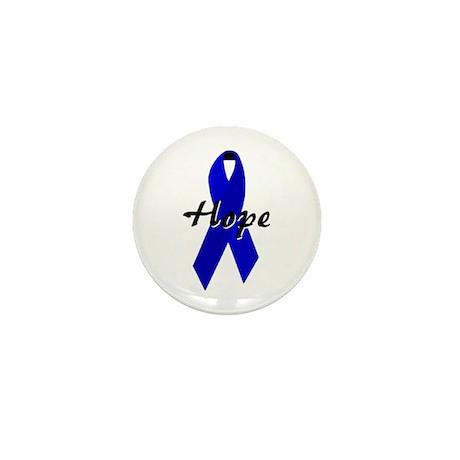Colon Cancer Awareness Mini Button